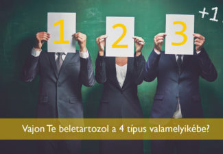 3+1 KKV online marketing attitüd - sajnos még mindig a +1 a leggyakoribb