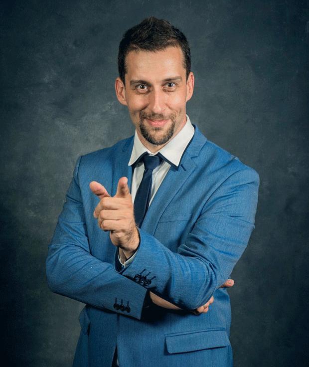 Temesvári Richárd - a Websiker Ügynökség online marketing diagnosztája