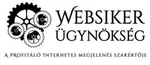 Websiker Ügynökség - a profitáló internetes megjelenés szakértője